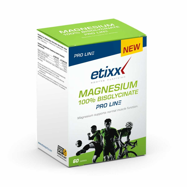 Magnesium 100% Bisglycinate PRO LINE