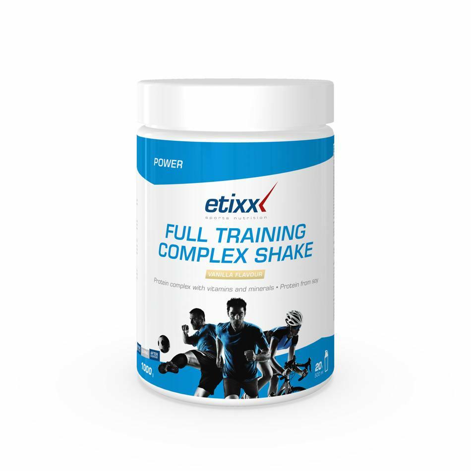 Full Training Complex Shake