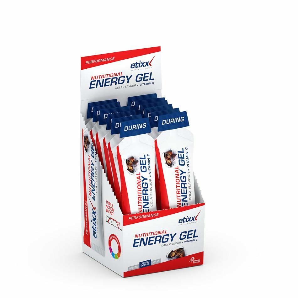 Nutritional Energy gel