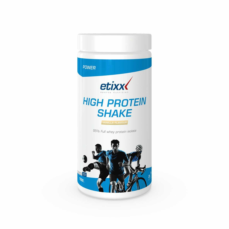 High Protein Shake vanille