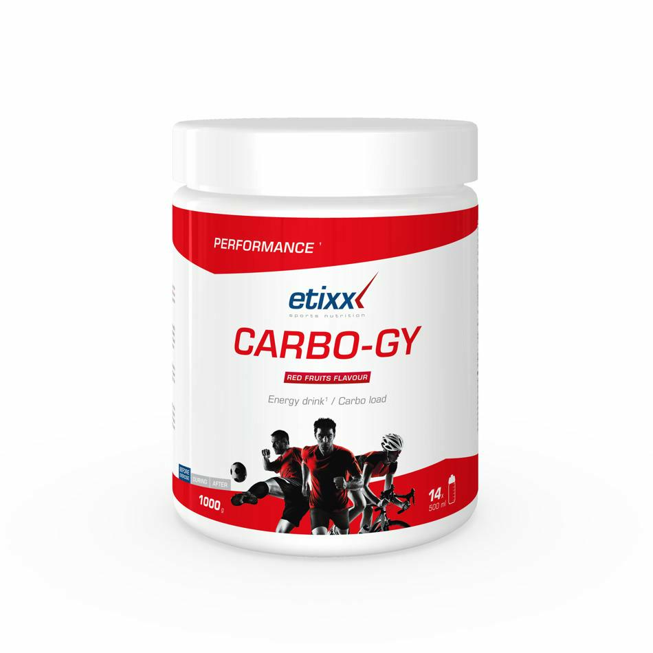 CARBO-GY RED FRUITS 1000G
