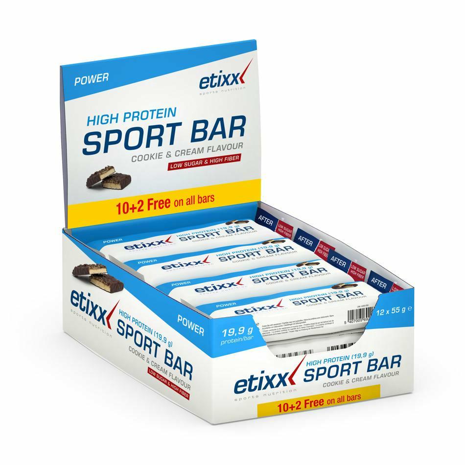 High Protein Sport Bar (Cookie & cream)