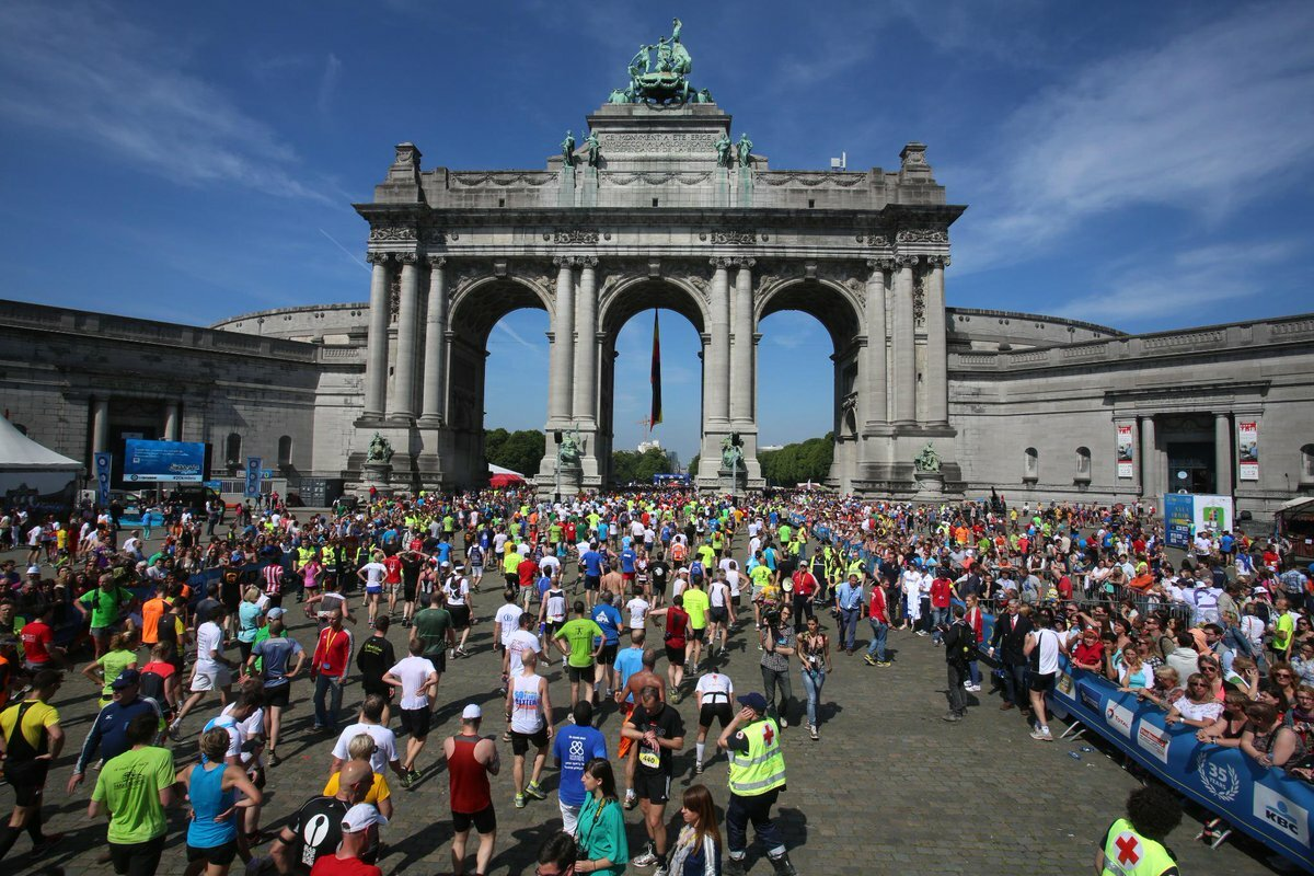 Hoe kan ik mij het best voorbereiden op de 20 km door Brussel?