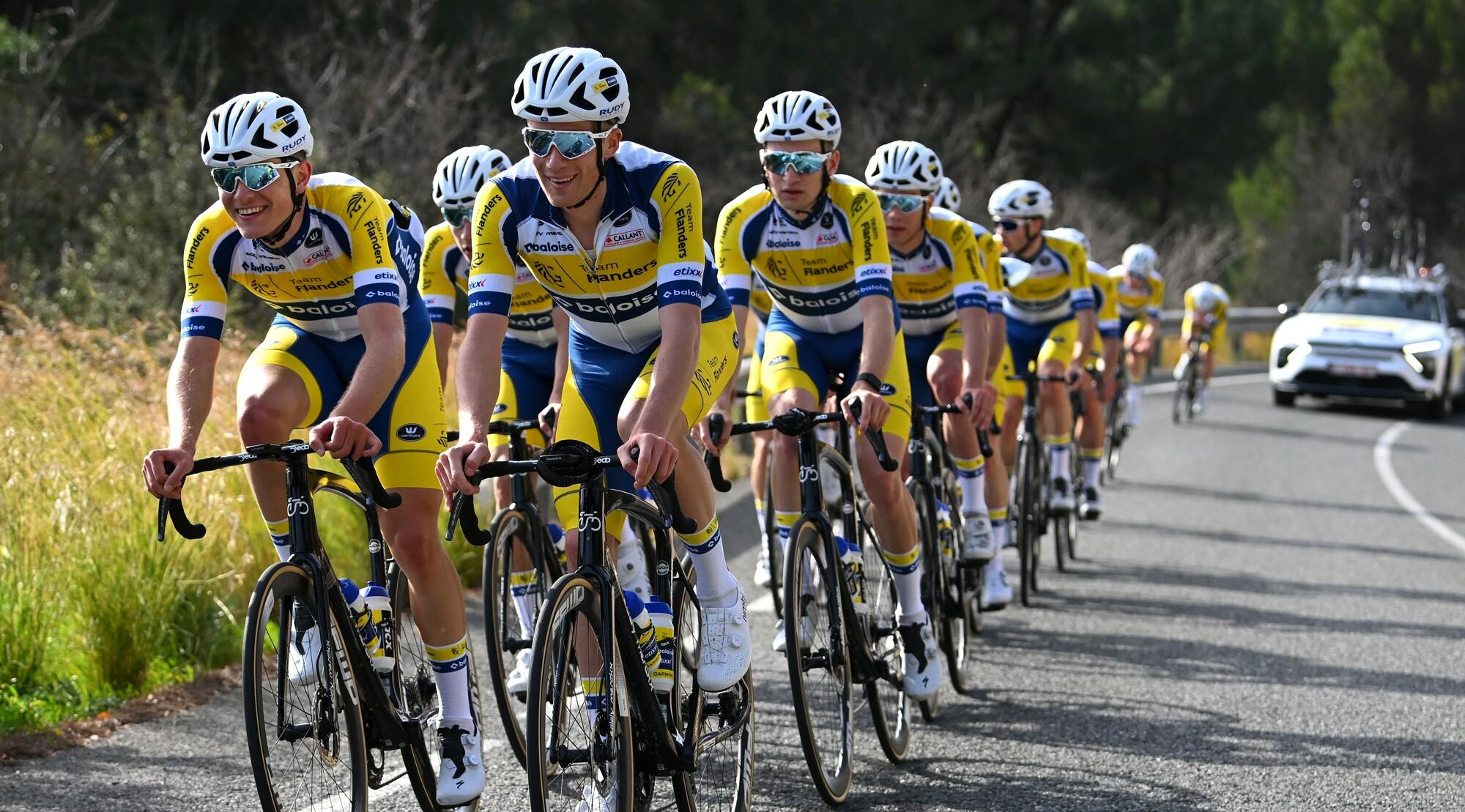 Sport Vlaanderen - Baloise image
