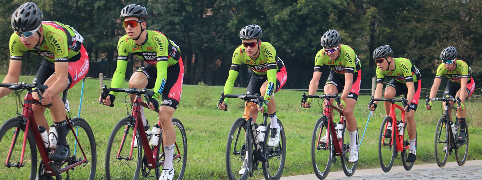 EFC-LR Vulsteke U23 Cycling Team image
