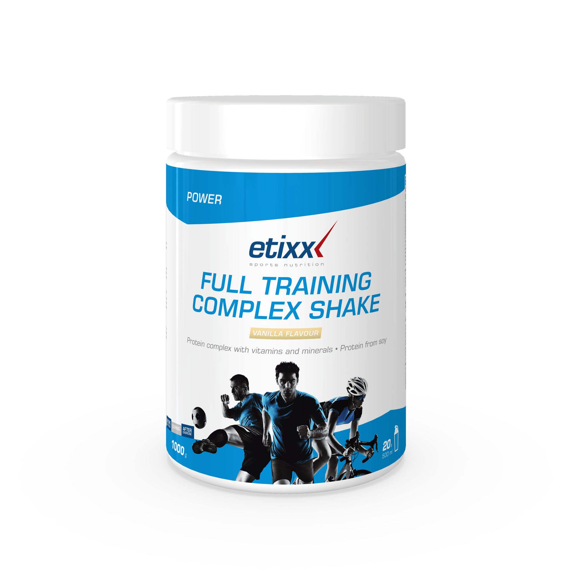 Full Training Complex Shake