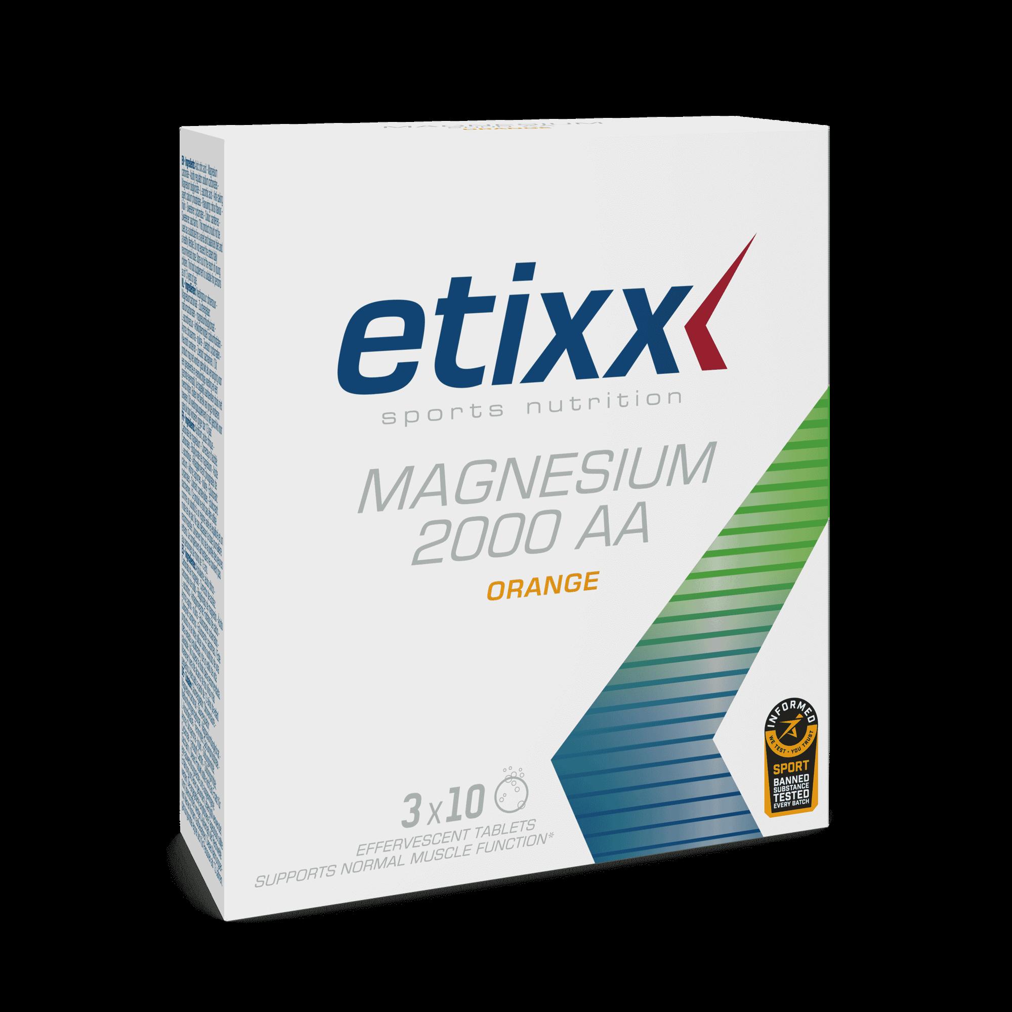 Magnesium 2000 AA